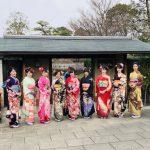 2/24(月・祝)着物でファッションショー!!【観覧無料】
