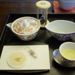 もみじ亭 呈茶サービスメニュー 新しくなりました!(5/7更新)