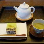 もみじ亭 呈茶サービスメニューが新しくなりました!(12/4更新)