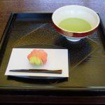 呈茶サービスメニューが新しくなりました!(11/6更新)