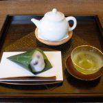 呈茶サービスメニューが新しくなりました 6月26日更新